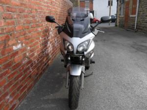 Honda CBF1000 Silver 003