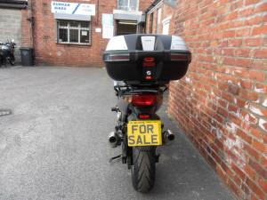 Honda CBF1000 Silver 005
