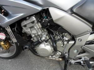 Honda CBF1000 Silver 006