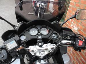 Honda CBF1000 Silver 007